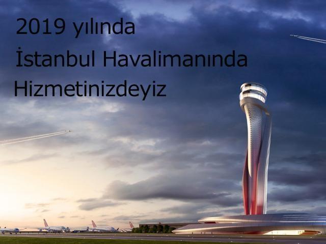 İSTANBUL HAVALİMANI