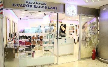 İstanbul Havalimanı Gelen Katı (Kara Tarafı)