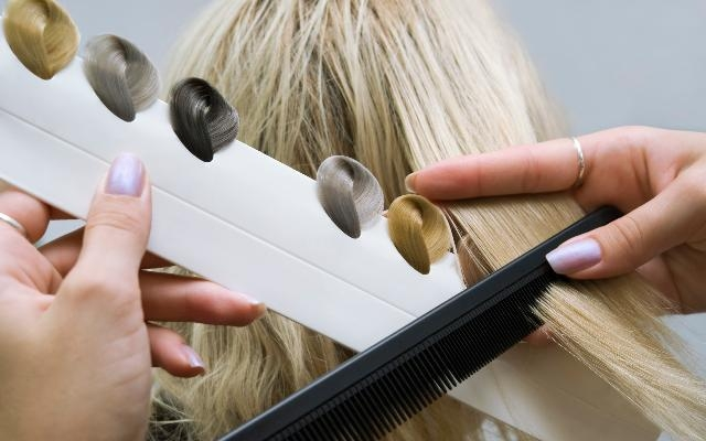 Saç Boyama Hizmetleri