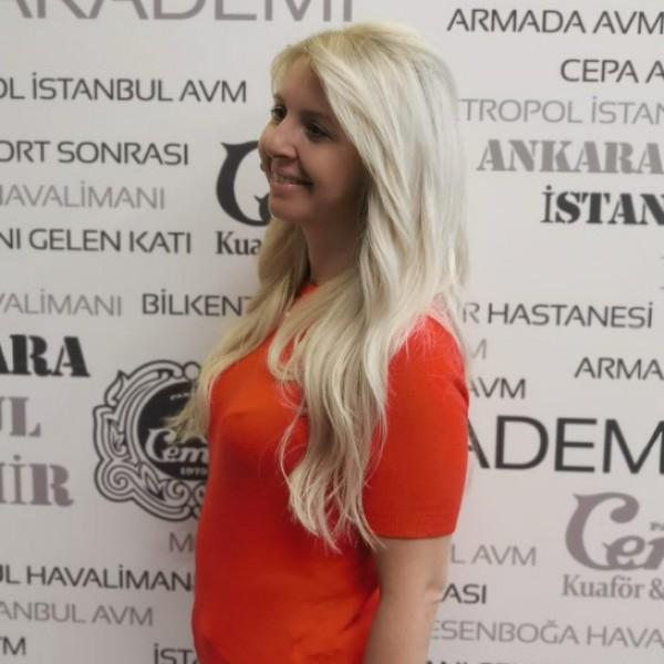 Süleyman Uçar - Metropol İstanbul - Saç Açma Hizmetleri, Keratin Yüklemesi