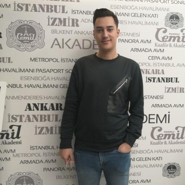 Şükrü Şahin - Metropol İstanbul - Saç Kesimi Hizmetleri