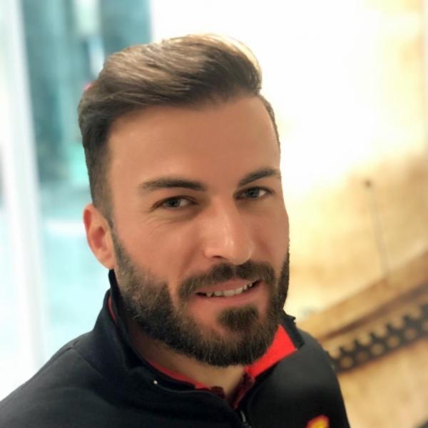 Özlem Saniye Akdoğan - Adnan Menderes Havalimanı - Erkek Yüz Ağda Hizmetleri, Kaş Alımı