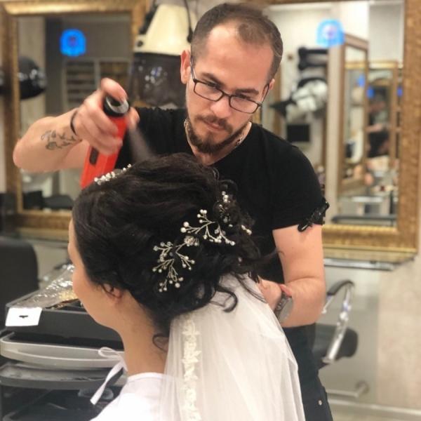 Selami Başaran - Cepa AVM - Gelin Saçı
