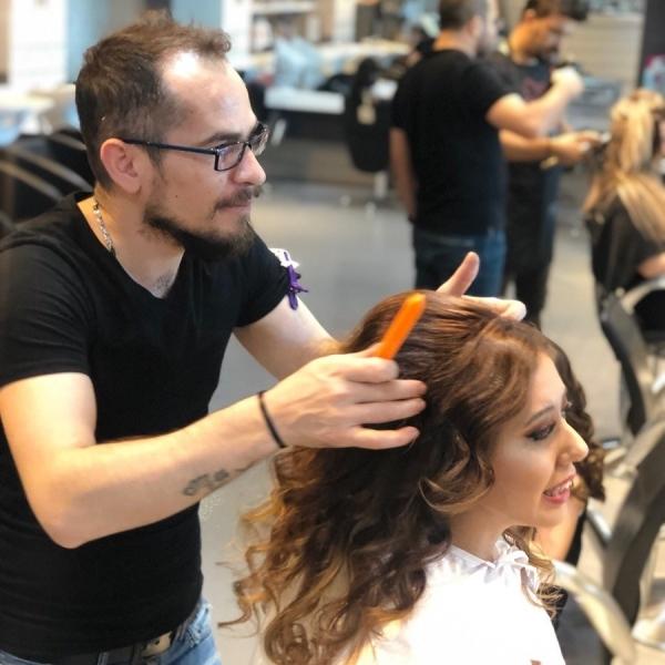 Selami Başaran - Cepa AVM - Topuz Hizmetleri, Gelin Saçı